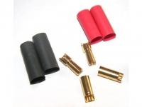 Connecteurs courant fort 5.5mm