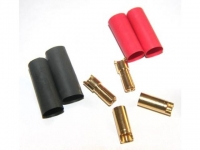 Hochstrom-Stecker 5.5mm