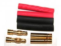 Hochstrom-Stecker 4mm