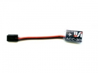 EXP-ACC3D: 3-Achsen G-Force Meter +/- 24g
